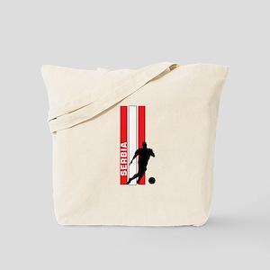 SERBIA FOOTBALL 3 Tote Bag