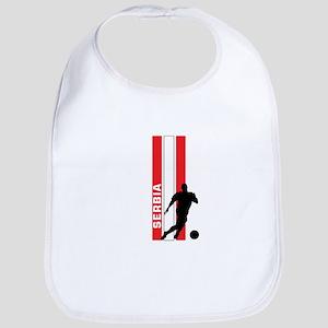 SERBIA FOOTBALL 3 Bib
