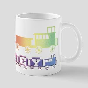 Personalized Train Mug