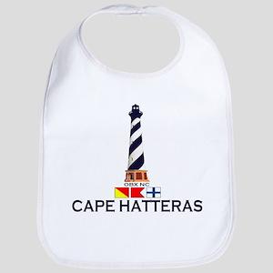 Cape Hatteras NC - Lighthouse Design Bib