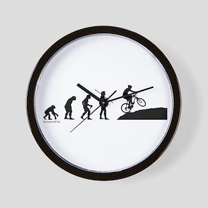 MBike Evolution Wall Clock