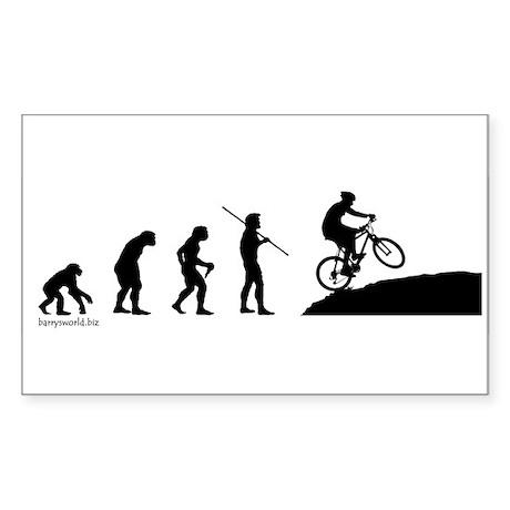 MBike Evolution Sticker (Rectangle 50 pk)