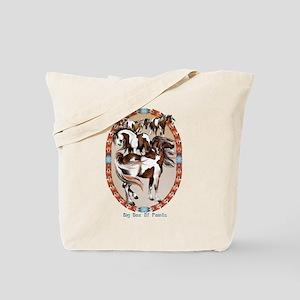 Big Box Of Paints Tote Bag
