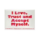 I Love Myself Magnet