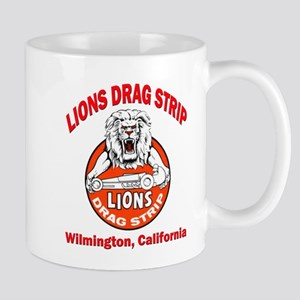 Lions Drag Strip Mug