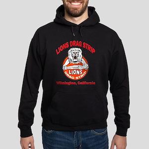 Lions Drag Strip Hoodie (dark)
