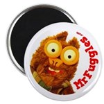 3-Mr Fuggles Button Magnets