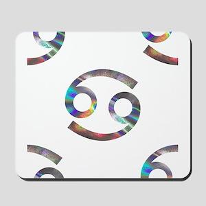 hologram cancer Mousepad