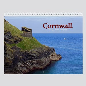 Images Of England - Cornwall & Devon Wall Cale