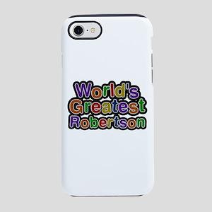 World's Greatest Robertson iPhone 7 Tough Case