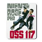OSS 117 Mousepad