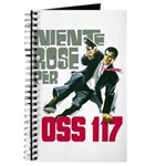 OSS 117 SketchBook