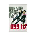 OSS 117 Rectangle Magnet