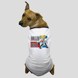 Texas Roller Derby Dog T-Shirt