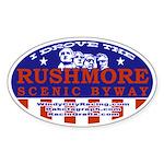I Drove the Rushmore Scenic Byway sticker