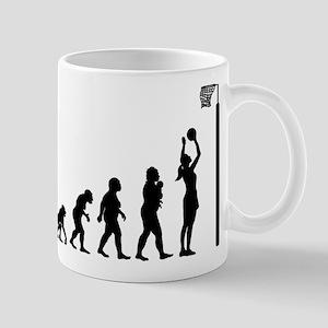 Netball Mug