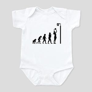 Netball Infant Bodysuit