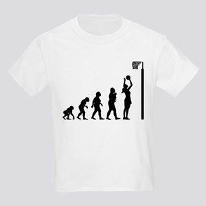 Netball Kids Light T-Shirt