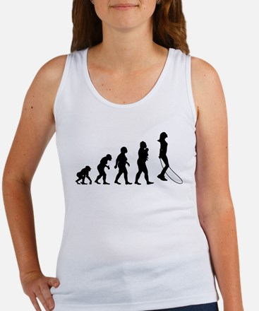 Rope Skipping Women's Tank Top