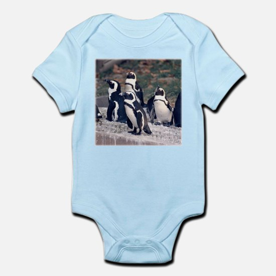 Penguin Parade Infant Creeper