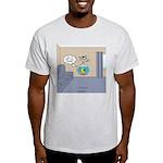 Fishbowl Drone Light T-Shirt