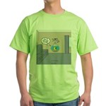 Fishbowl Drone Green T-Shirt