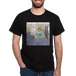 Fishbowl Drone Dark T-Shirt