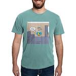 Fishbowl Drone Mens Comfort Colors® Shirt