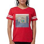 Fishbowl Drone Womens Football Shirt