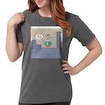 Fishbowl Drone Womens Comfort Colors® Shirt