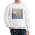 Fishbowl Drone Sweatshirt