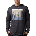 Fishbowl Drone Mens Hooded Shirt