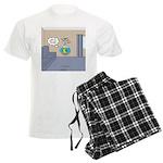 Fishbowl Drone Men's Light Pajamas