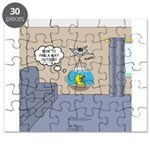 Fishbowl Drone Puzzle