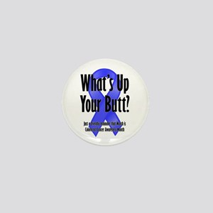 Colorectal Cancer Awareness Mini Button