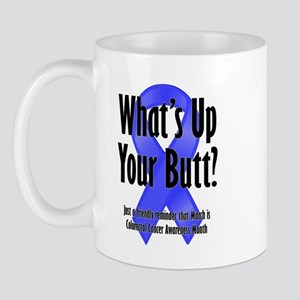 Colorectal Cancer Awareness Mug