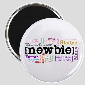 Girl's Name Magnet