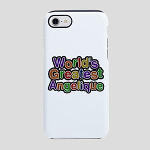 World's Greatest Angelique iPhone 7 Tough Case