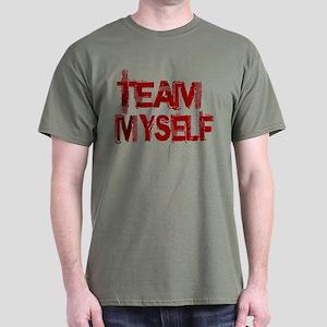 Team Myself Dark T-Shirt