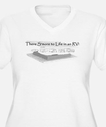 There Smore to Life in an RV! T-Shirt