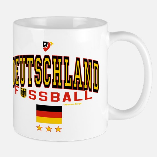 Germany Soccer/Deutschland Fussball/Football Mug