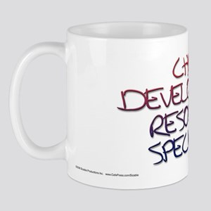 """Child Development Resource Specialist"" Mug"