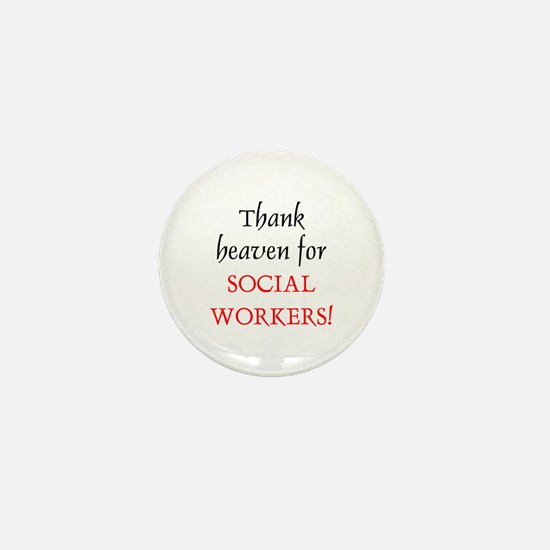 Thank Heaven SW BRT Mini Button (10 pack)