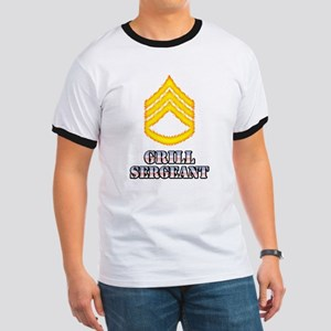Grill Sergeant Ringer T