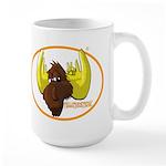 MelloMooseMedia(logo+name) Mugs