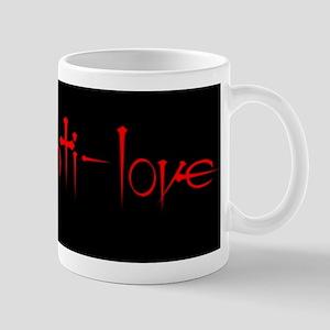 Anti Love Coffee Mug