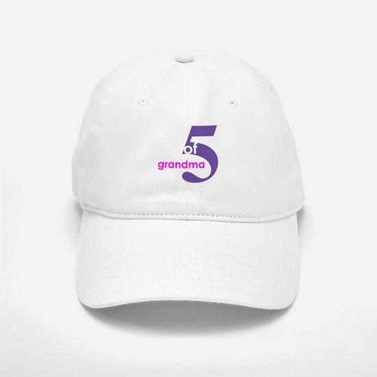 Grandma Nana Grandmother Shir Baseball Baseball Cap