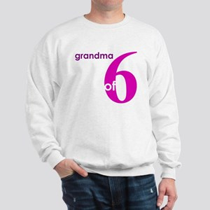 Grandma Nana Grandmother Shir Sweatshirt