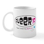 Queer 101 Mug