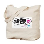 Queer 101 Tote Bag